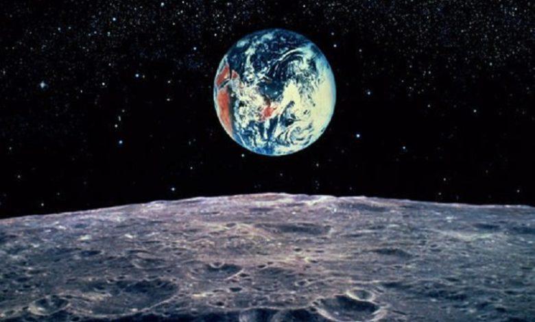 Extraterrestres en la luna