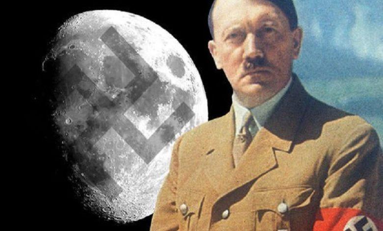 Los Nazis fueron los primeros hombres en llegar a la Luna