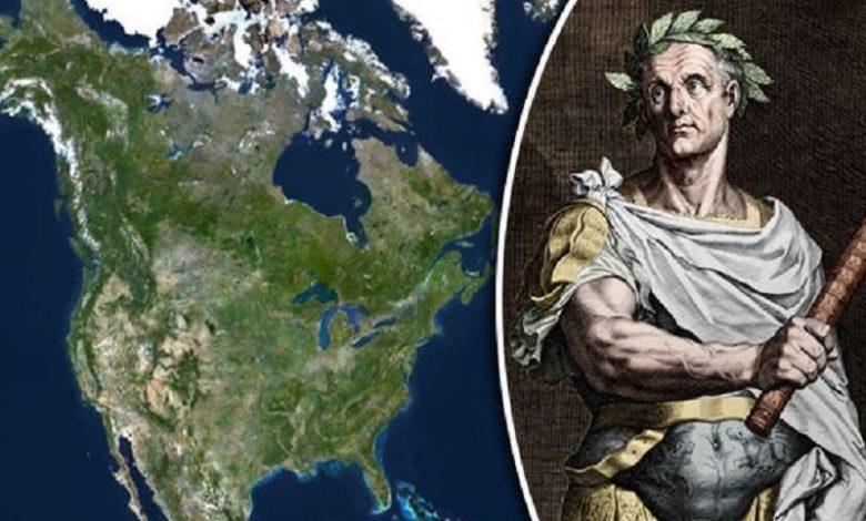 Los antiguos romanos llegaron a América antes que Colón