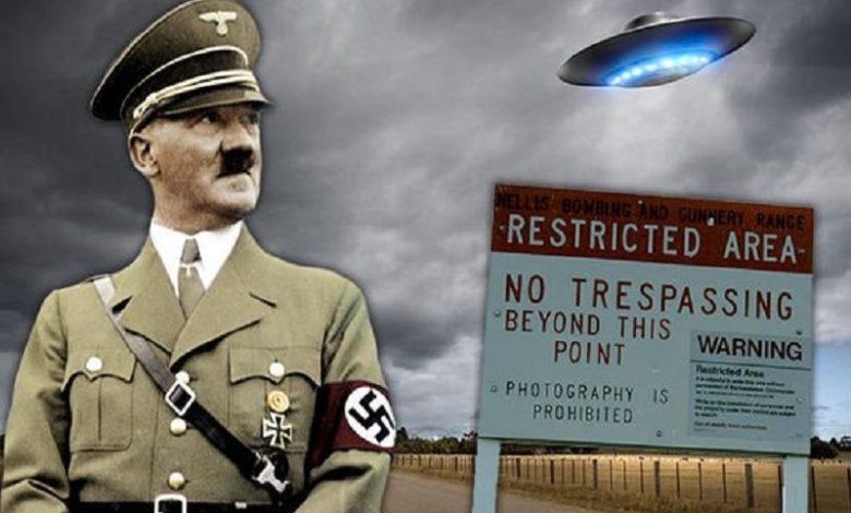 Roswell No fueron extraterrestres, fueron los experimentos de las naves secretas nazis