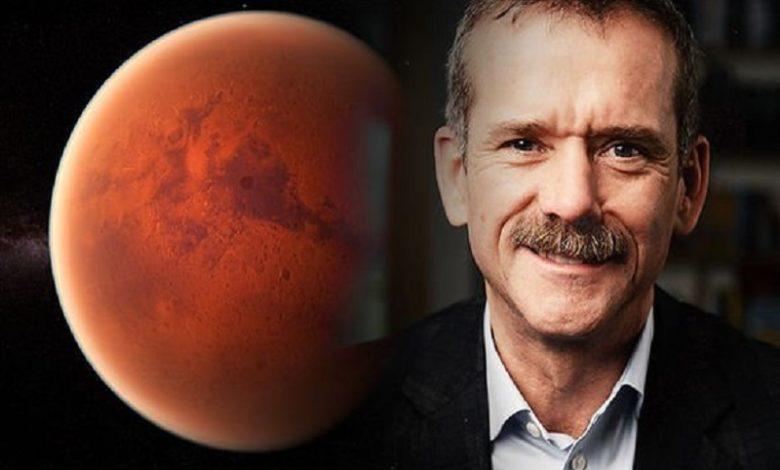 Un ex astronauta de la NASA revela que hace décadas que existe tecnología para ir a Marte
