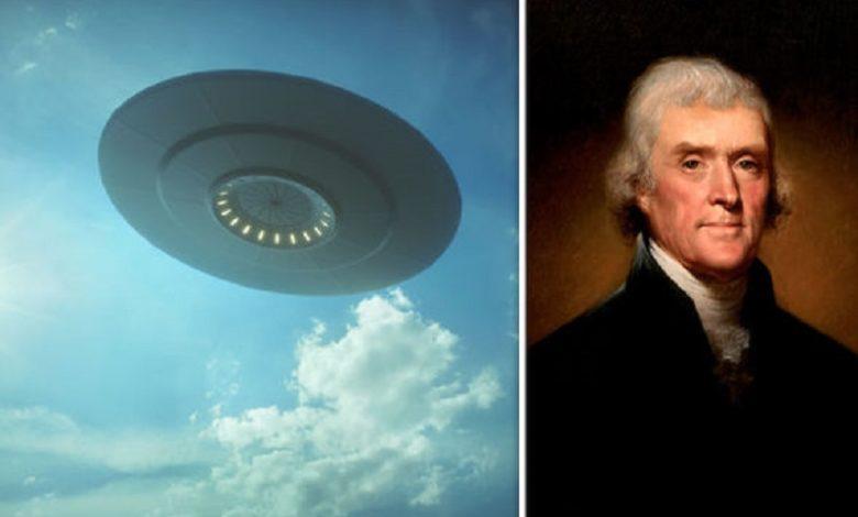 carta al Presidente Jefferson