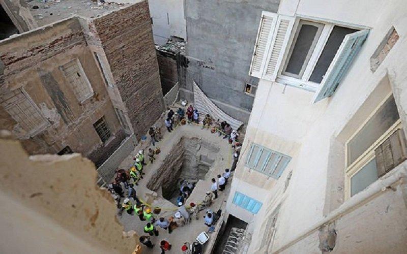 misterioso descubrimiento en egipto
