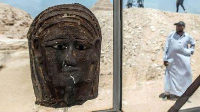 taller de momias egipcio