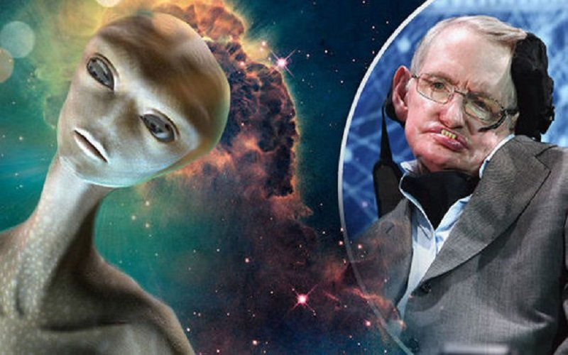 Photo of Stephen Hawking: Los extraterrestres podrían destruirnos si los encontramos