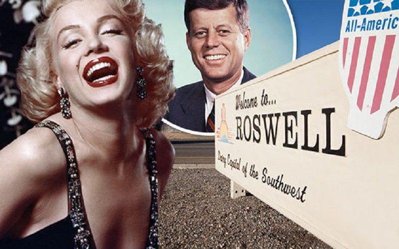 Photo of Marilyn Monroe «asesinada por la CIA para evitar que revelara la verdad sobre los OVNIs que JFK le dijo».