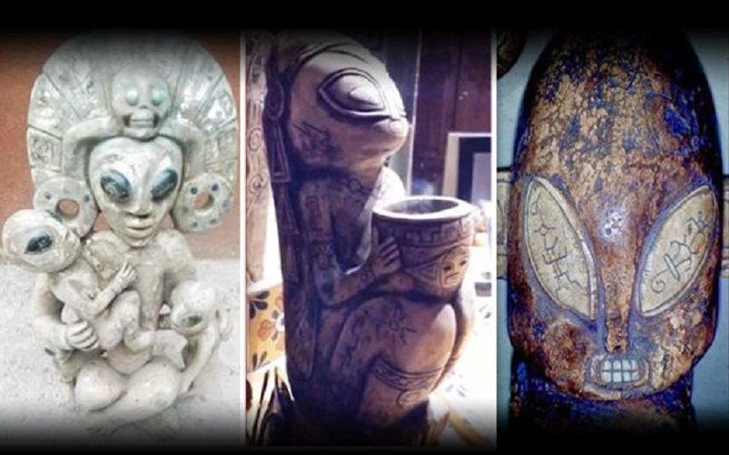 objetos de 7.000 años de antigüedad