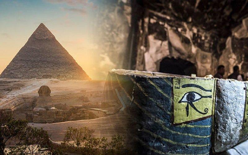 Photo of Egipto: momia de 3.000 años de antigüedad encontrada en la zona de la Gran Pirámide de Giza