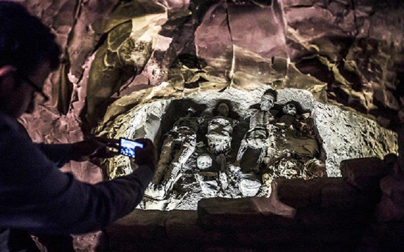 momia de 3.000 años de antigüedad 1