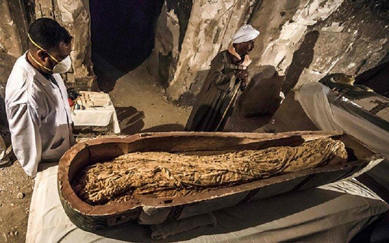 momia de 3.000 años de antigüedad 2