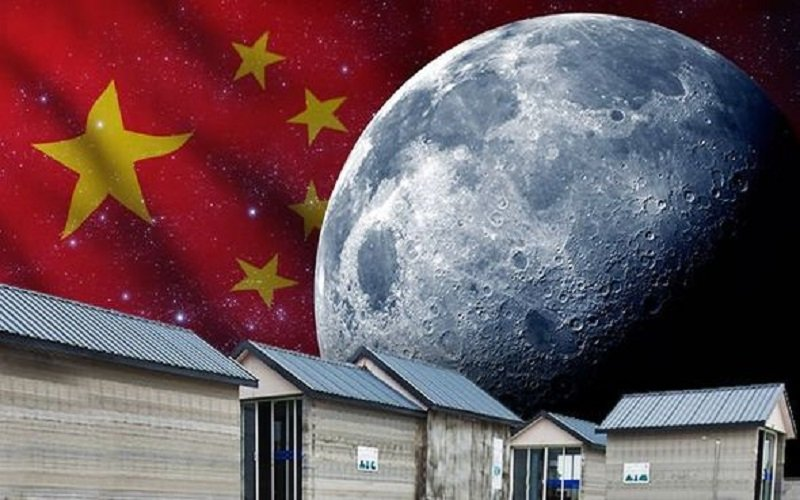 Photo of China revela planes para «COLONIZAR el espacio» construyendo CASAS en la Luna