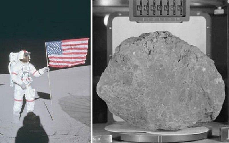 roca lunar