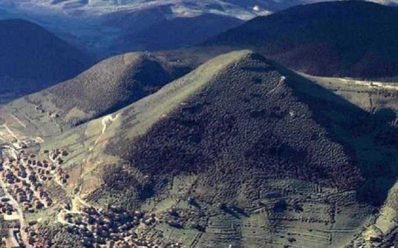 La pirámide de Bosnia