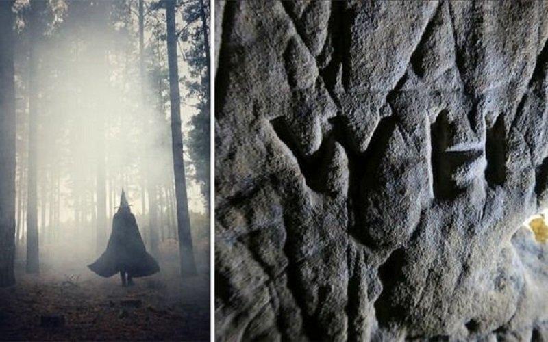 marcas para detener a las brujas