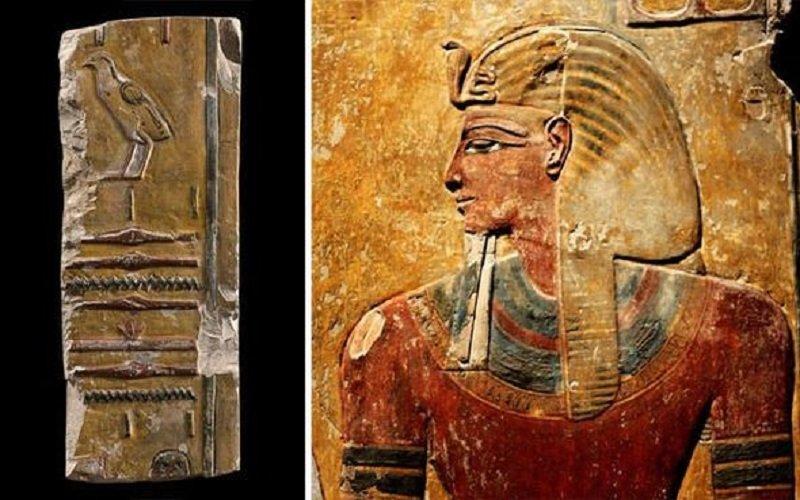 Photo of Descubrimiento del Antiguo Egipto: Fragmento de tumba de 3.300 años de antigüedad del Valle de los Reyes encontrado en Francia