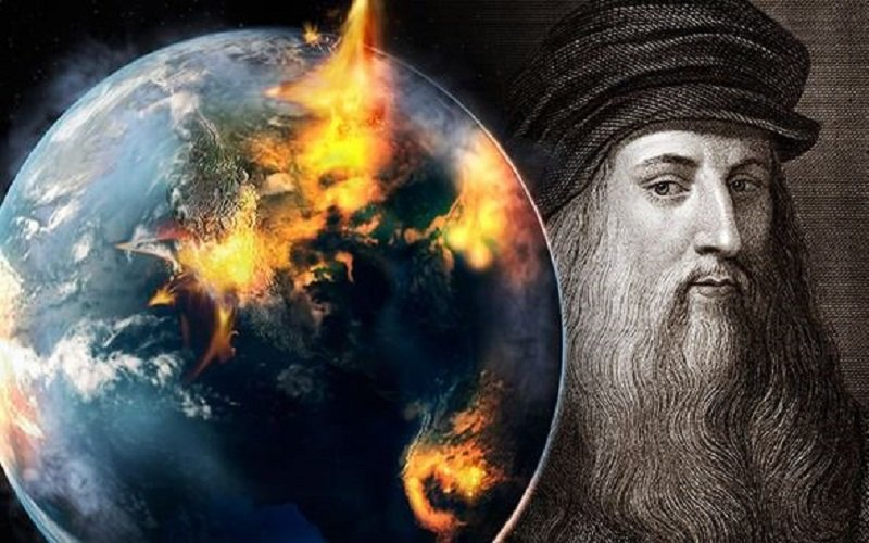 Photo of Leonardo da Vinci predijo el apocalipsis este día
