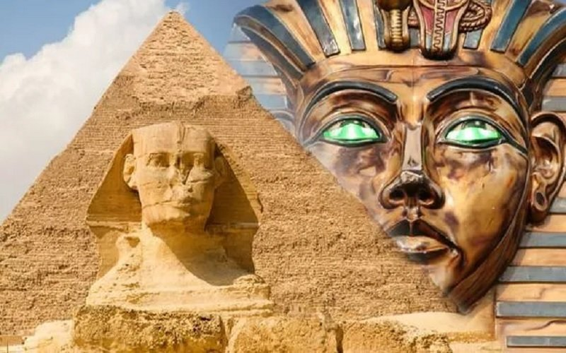 Los constructores de la Gran Pirámide