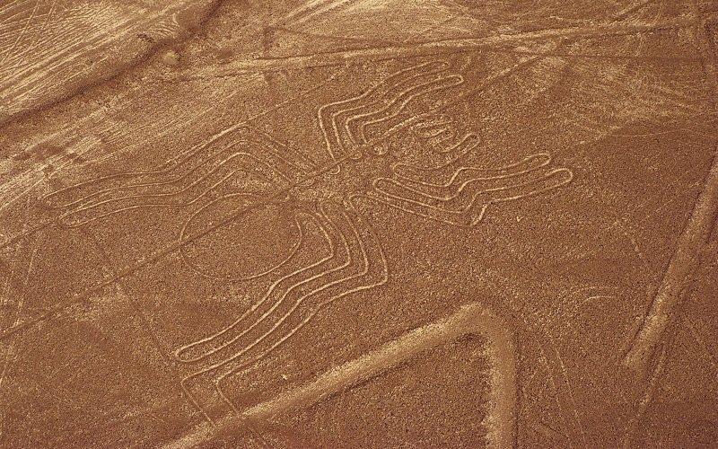 Científicos descifran el misterio de las líneas de Nazca
