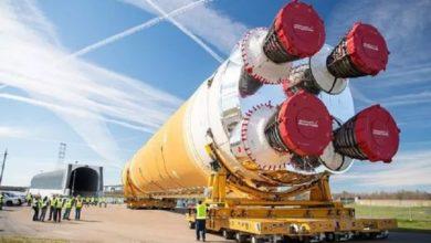 Photo of Misión lunar Artemis NASA 2024: La NASA prepara un enorme cohete para llevar a los humanos a la Luna