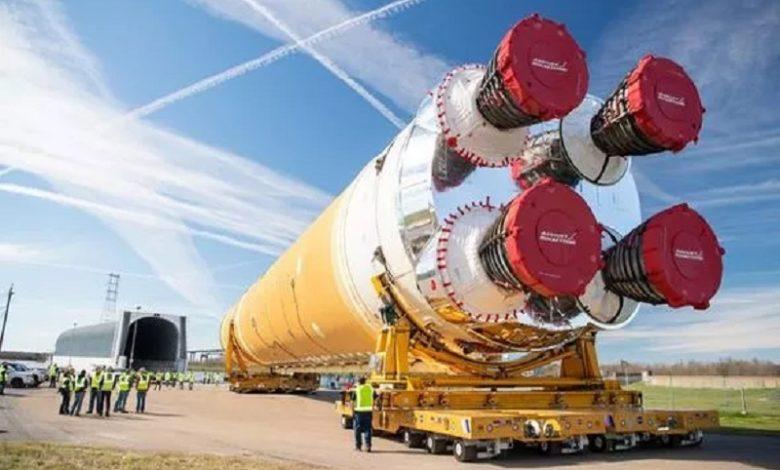 Misión lunar Artemis NASA 2024