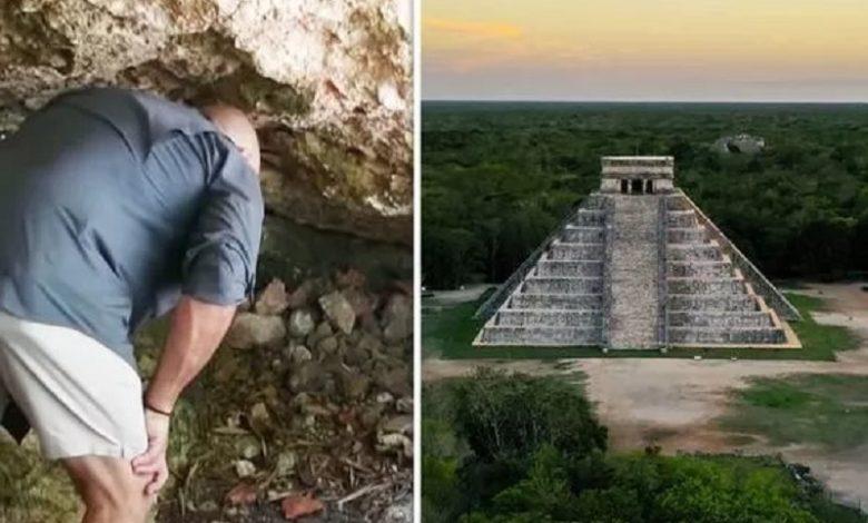 Por qué este hallazgo inesperado ayuda a reescribir la historia de los antiguos Mayas
