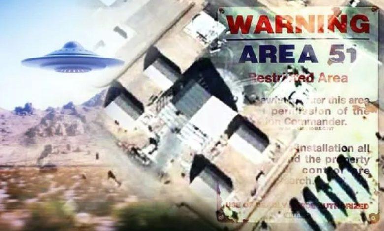 Área 51 - Existe el Hangar 18 - Es real el Área 51