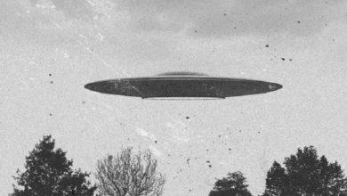Avistamientos de OVNIs desclasificados