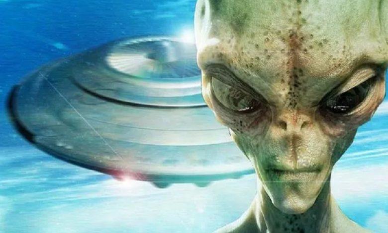 Los extraterrestres son de los Estados Unidos