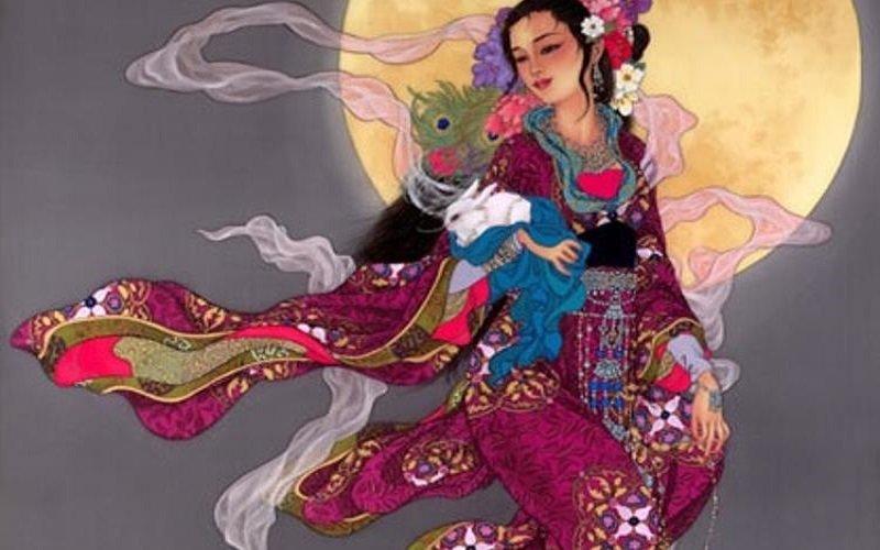 Chang'e - La Diosa de la Luna