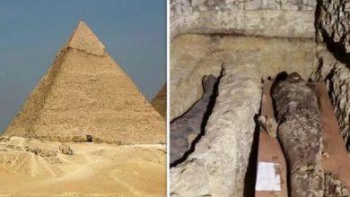 Descubren un Mundo Subterraneo debajo de la ciudad de Saqqara