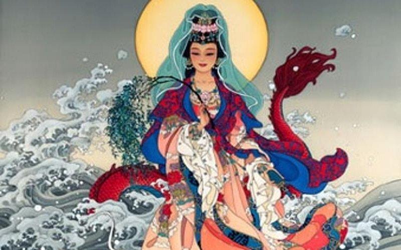 Guan Yin - La Diosa de la Misericordia y la Compasión