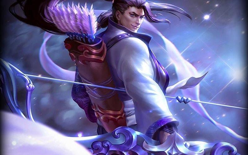 Hou Yi - El Dios del Tiro con Arco