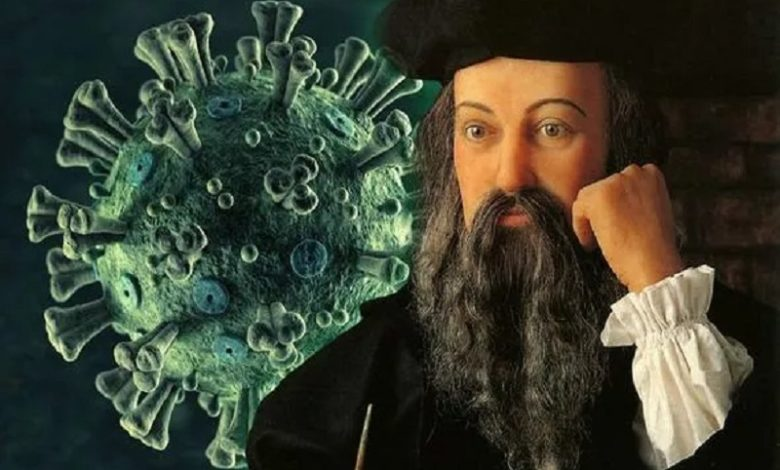 Nostradamus predijo el Coronavirus