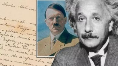 Photo of Albert Einstein: La desgarradora carta del físico sobre la locura de Hitler