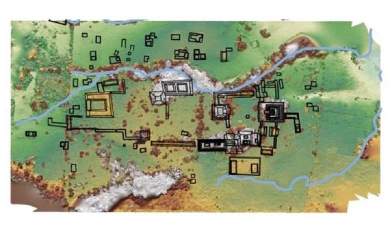 Antiguo reino maya descubierto en el patio trasero de un ranchero en Chiapas