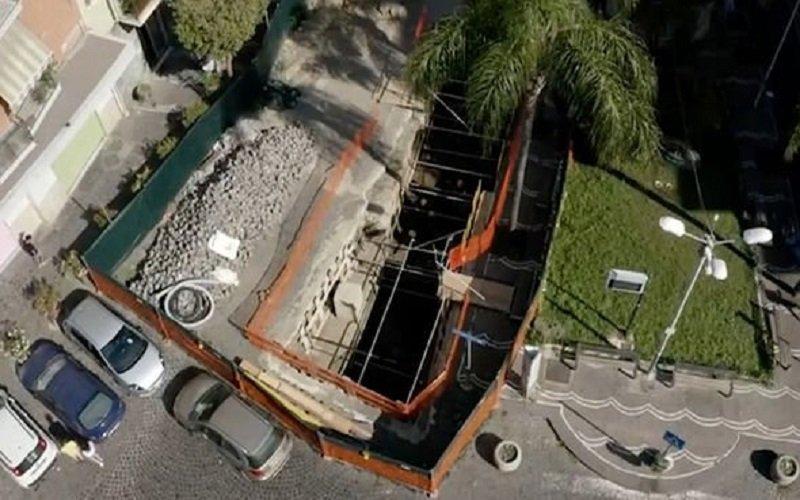 Pompeya Encuentran una ciudad romana entera de 1.000 villas
