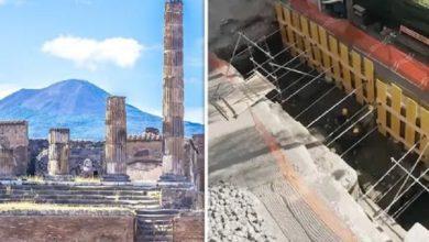 Photo of Pompeya expuesta: Encuentran una Ciudad entera de 1.000 villas intactas encontradas debajo de la ciudad romana