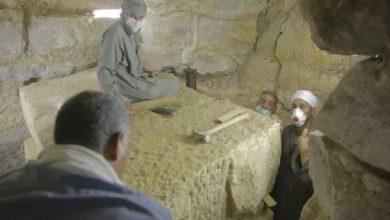 Photo of El Reino de las Momias: Antigua funeraria descubierta cerca de las pirámides egipcias