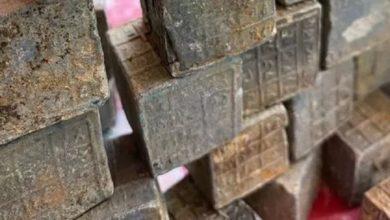 Photo of Encontraron 60 misteriosos cubos en un río inglés ¿Qué significan?