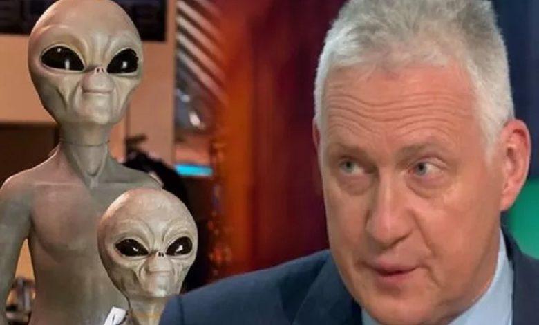 Lembit Opik Los extraterrestres SÍ existen y el ADN humano proviene del espacio