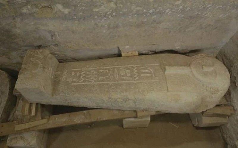 grandes hallazgos en una Antigua funeraria egipcia