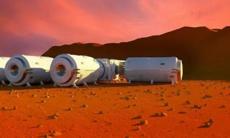 rusia quiere colonizar Marte