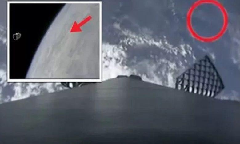 Múltiples avistamientos de OVNIs durante el livestream de la NASA y el lanzamiento de SpaceX