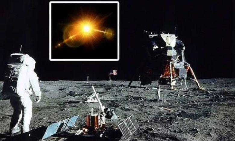 Qué fue la Extraña anomalía espacial vista por Buzz Aldrin desde el Apolo 11