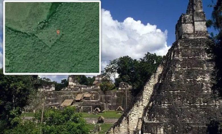 Un adolescente encontró la ciudad Maya perdida en el sur de México