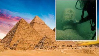 Photo of La mítica ciudad del faraón fue encontrada perfectamente preservada bajo el Nilo