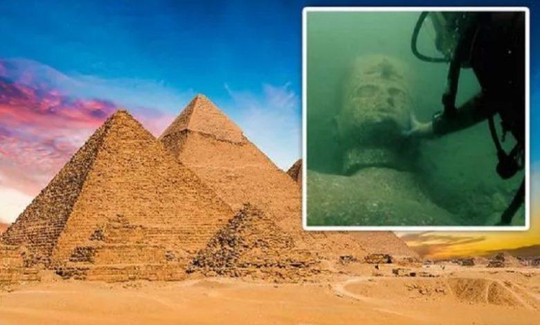 la ciudad del faraón perdida egipto