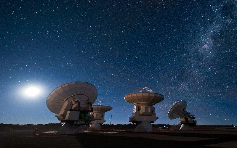 y Así es como tú podrías enviar un mensaje a los extraterrestres