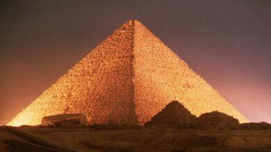 Photo of 13 Curiosidades sobre la Gran Pirámide