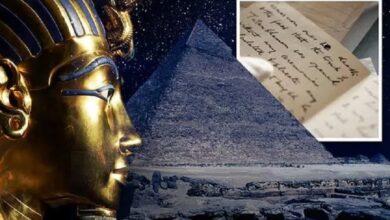 Photo of ¿La maldición de los faraones de Egipto está resuelta? La carta de Tutankamón muestra cómo satisfacer a los espíritus